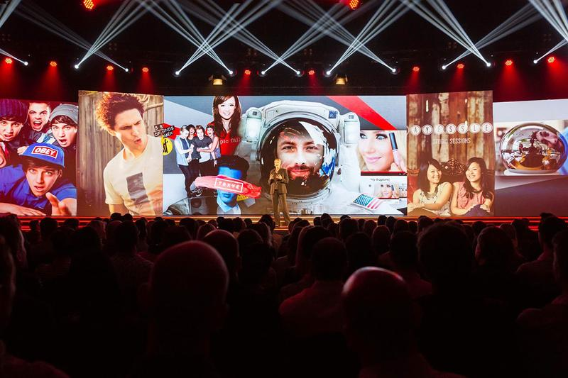 In pictures: Google YouTube Brandcast hits Sydney