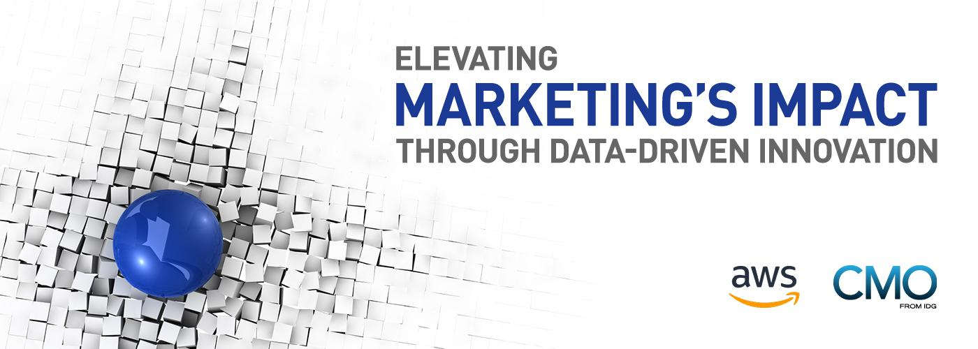 Elevating marketing's impact through data-driven innovation