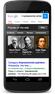 Google's new filter in action, with Impressionist painters.