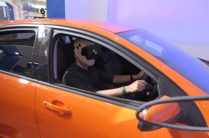 NRMA Insurance has combined Oculus Rift virtual reality with a physical hydraulics system for a simulation that's both fun and frightening.