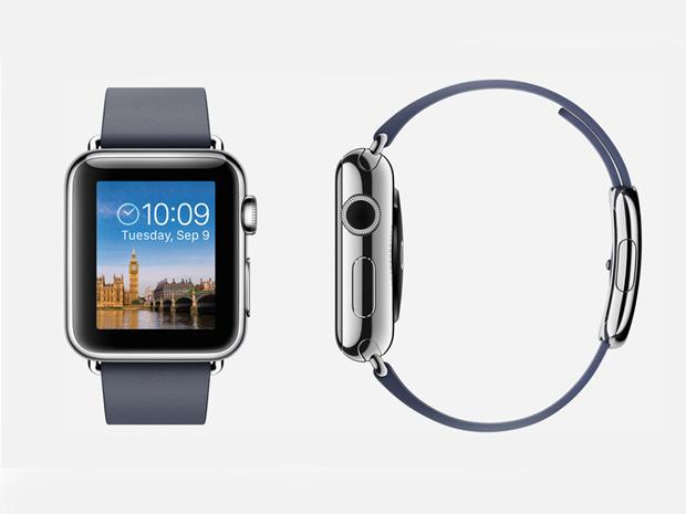 "Apple Watch: No wrist-based wearable has received as much attention as the forthcoming Apple Watch. TIME magazine recently proclaimed it one of the best 25 inventions of 2014 because ""it wholly reimagines the computer for the wrist, using a novel interface that combines a touchscreen and physical buttons."" Apple's recently released WatchKit for developers provides a rough idea of what Watch apps will be like, including a ""glances"" feature (for short bits of info) and ""actionable notifications"" that let users ""take action right from their wrists."" Big questions remain, though. Exactly when will the Watch be released? Apple says ""early 2015;"" other rumors suggest ""spring."" Just how much will those fancy deluxe models cost? Some reports say as much as $US1200, though low-end models should start at $US350."