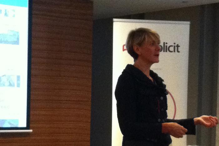 Helen Kellie, director of marketing & verticals , SBS