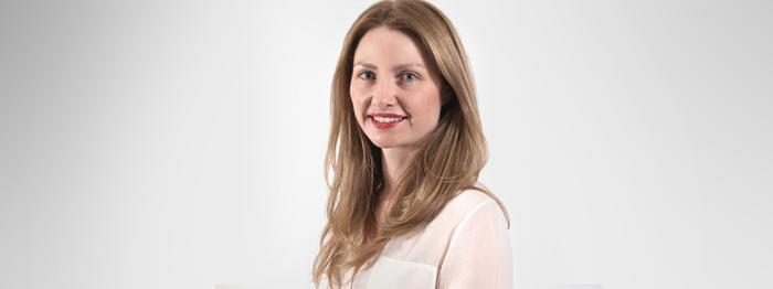 ME Bank CMO, Rebecca James