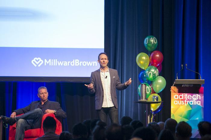 Beiersdorf Australia's Paul Croci and Millward Brown's regional head of media and digital, Mark Henning discuss marketing ROI at AdTech
