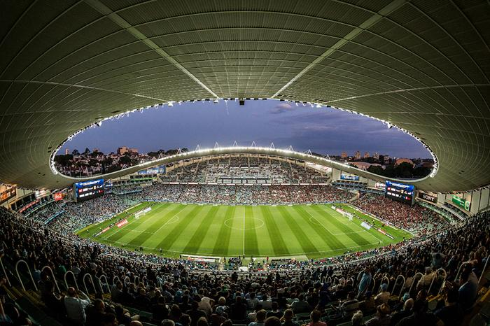 Allianz Stadium, part of the Sydney Cricket and Sports Ground Trust's collection of venues