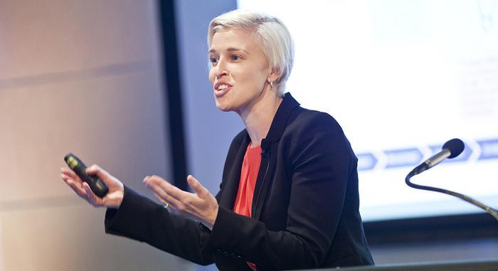 Deakin University CMO, Andrea Turling