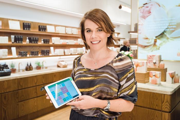 General manager at Jurlique Australia, Ann Donohue reveals the retailer's new mobile POS system