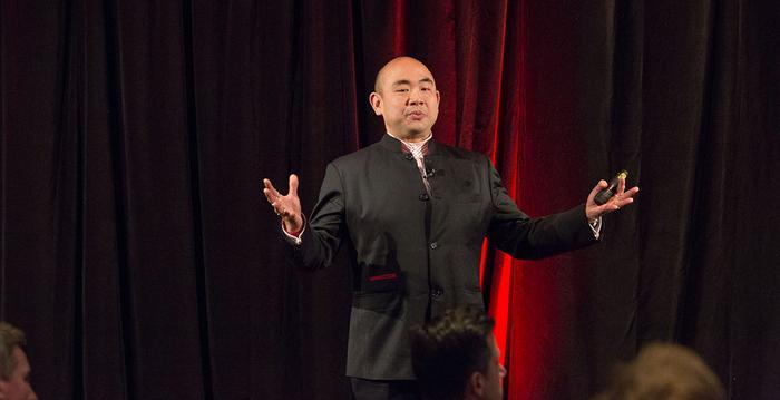 Deloitte customer technology practice manager, Calvin Yeoh