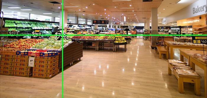 In the crosshairs in Gateway's eye tracker research