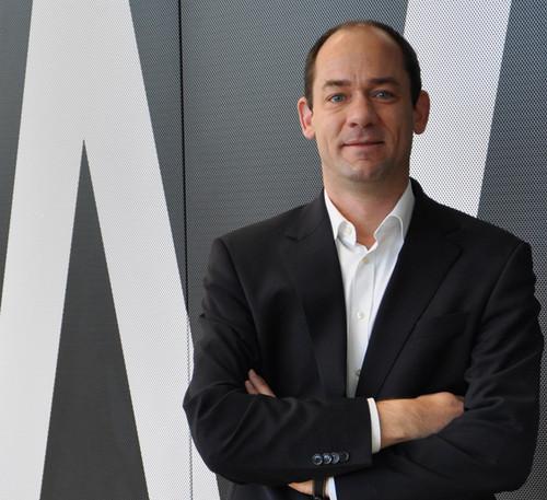 Jan Brecht, CIO of Adidas