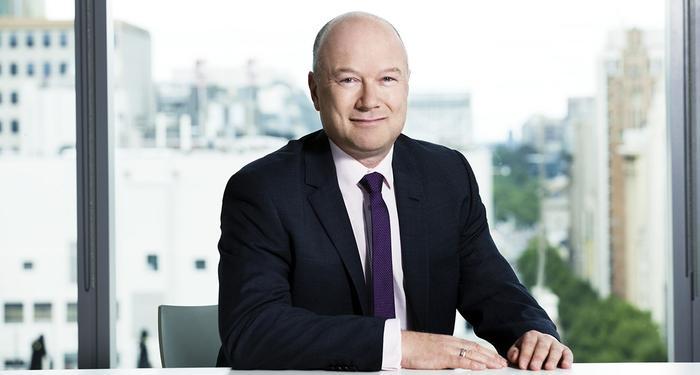 John Allan, CEO, Sensis