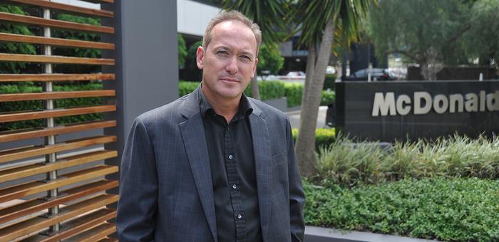 Mark Lollback, CMO, McDonald's Australia and New Zealand