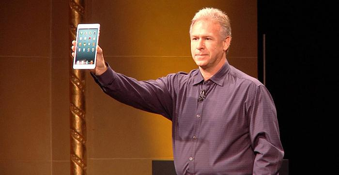 Apple global product marketing leader, Phil Schiller