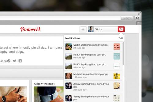 Pinterest has added several new features this year to improve the user experience.
