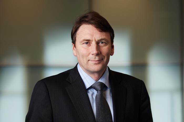 Telstra CEO David Thodey looks toward Asia.