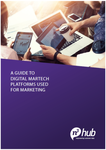 A guide to digital platforms used for direct and indirect marketing